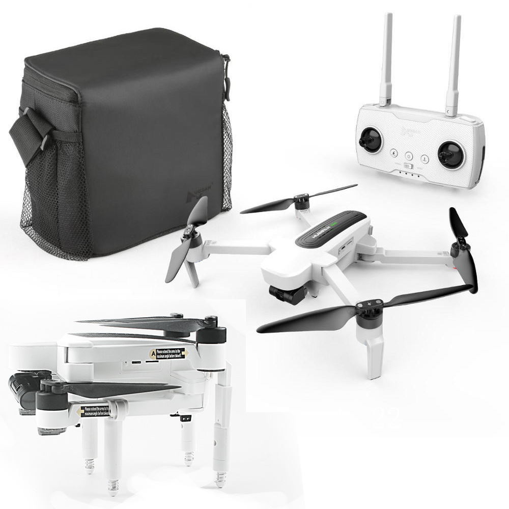 Hubsan HUBSAN H117s Zino Carrying Case Version Folding Unmanned Aerial Vehicle 3-Axis Anti-shake Cradle Head Aerial Photography