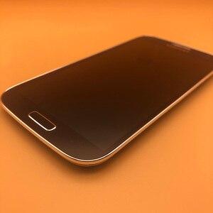 Image 5 - 5.0 süper AMOLED LCD ekran dokunmatik ekran Digitizer için SAMSUNG Galaxy S4 GT i9505 i9500 i9505 i9506 i337 LCD çerçeve