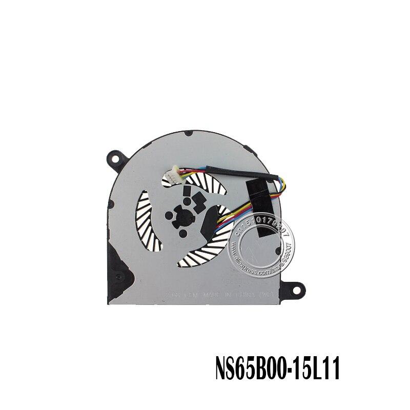 Original Laptop New For Dell For Inspiron 5568 7569 CPU Cooling Fan BRUSHLESS 023.1006M.0011.A01 CN-031TPT 31TPT 031TPT