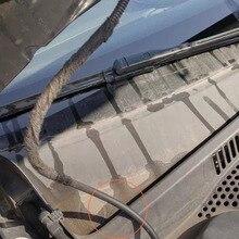 5 개/대 세트/2m 자동차 앞 유리 와셔 호스 세트 Fiat Punto 500 Palio Argo grande 팬더 Lifan X60 Cebrium Solano New Celliya