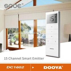 dooya smart home curtain motor Remote control DC1600 DC1602 DC1650 DC1651 DC2700 DC2702 DC2760 for Dooya Electric Curtain Motor