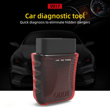 ELM327 escáner OBD2, Bluetooth, WIFI, motor de herramienta de diagnóstico de fallos de coche, código anómalo, lectura/enlace rápido claro para teléfono IOS/Android