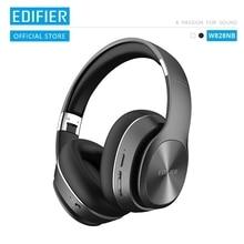 EDIFIER auriculares inalámbricos W828NB con Bluetooth, dispositivo con función ANC, hasta 25 horas de reproducción, diseño plegable