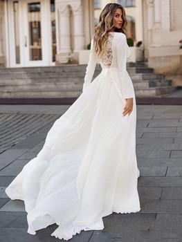 Robe Mariage Bohème Romantique Livia