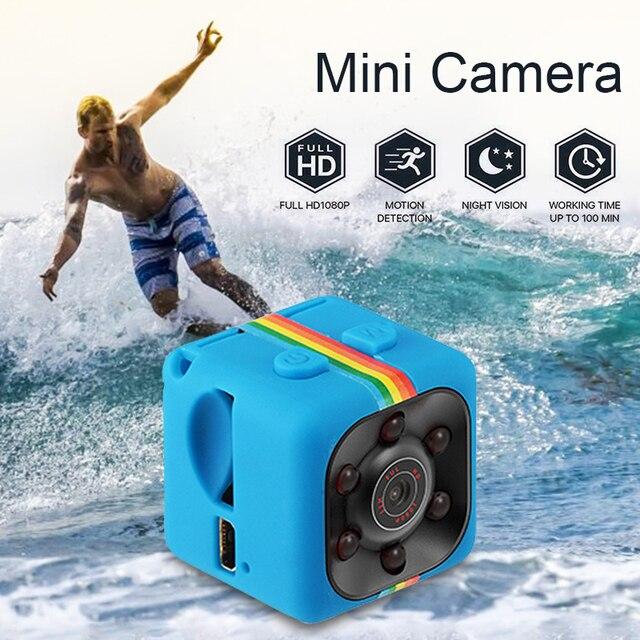 Sq11 Mini Camera HD 960P Sensor Night Vision Camcorder Motion DVR Micro Camera Sport DV Video Small Camera Cam SQ 11 with Box 2
