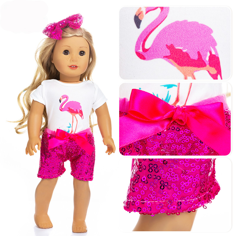 Meired Bird Set Clothes fits for American girl 18 american girl doll alexander doll best gift image