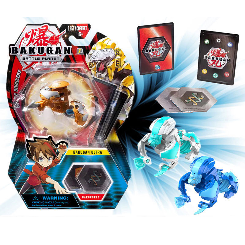 Takara TOMY BAKUGAN NEW Bakugan Toupie Metal Fusion Met Monster Ball Gyro Atletiek Speelgoed