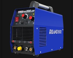 WS-200p Puls Argonbooglassen 220 V Huishoudelijke Inverter Dc Argonbooglassen/Handmatig Lassen Machine