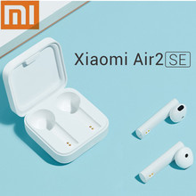 Original Xiaomi Air 2 SE TWS Mi True Wireless Bluetooth Earphone Earbuds AirDots Air 2 SE Touch Control Music Headset Earphones недорого