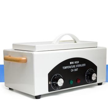 High Temperature UV Disinfection Sterilizer Box Sterilizer Nail Art Nails Sterilizer Nail Tools Manicure Machine Sterilizer Tool