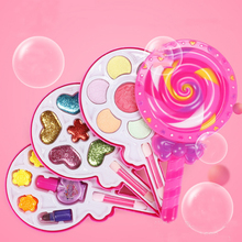 Kids Make Up Toy Set Pretend Play Princess Pink Makeup Beauty Safe Non-toxic Cosmetic