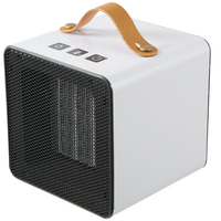 Handy Mini Electric Heater 800W Timing Temperature Control Winter Air Warmer Heater for Office Home Room|Electric Heaters| |  -