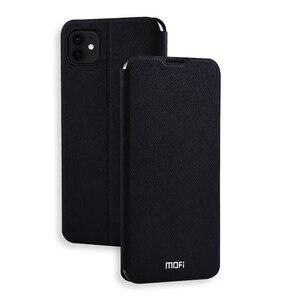 Image 2 - Housse MOFi pour iPhone 12 étui Pro housse en Silicone pour iPhone 12 Mini housse de luxe Silm pour iPhone 12 Pro coque Max