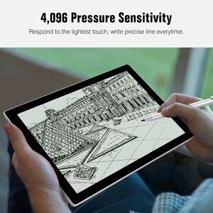 Image 4 - Yeni Stylus kalem Microsoft Surface 3 için/Go/kitap/Pro 3/4/5/6, (Palm reddi) aktif iğneli kalem ile 4096 basınç hassasiyeti