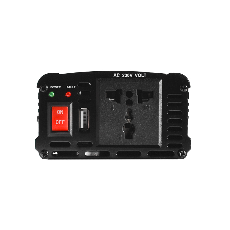 Falownik samochodowy 3000W Max falownik solarny 12V 220V zmodyfikowana sinusoida USB przetwornica do ładowarki samochodowej Adapter transformator napięcia