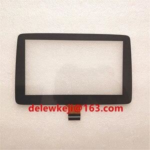 7 Polegada 36 pinos painel de vidro da tela toque digitador lente para tm070rdz38 B-1 lcd
