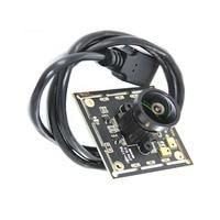 USB Camera Module CMOS 1/2.7'' Inch Optical Format Ov2710 HD 1080P Camera Module With 160 Degree Angle Lens