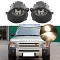 Туман светильник для Land Rover Discovery 2 3 Range Rover Sport L322 Discovery 2003-2009 светодиодный противотуманный светильник s Галогенные Противотуманные лампы голо...