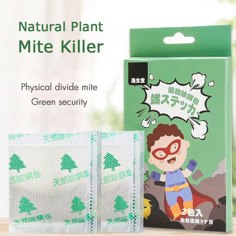 Mite Eliminator Mite-killer Acarid-killer Mattress Locker Wardrobe Mites Proof Agent Natural Mite Removing Bags