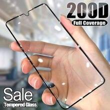 200d anti-explosão de vidro protetor para huawei honra 9x 9a 9c 9s 8x 8a 8c 8s 9i 10i 20i x10 10 lite temperado filme protetor de tela