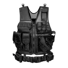 Molle Airsoft Vest Tactical Vest Plate Carrier Swat Fishing Hunting Vest Emergency Outdoor Military Army Armor Police Vest