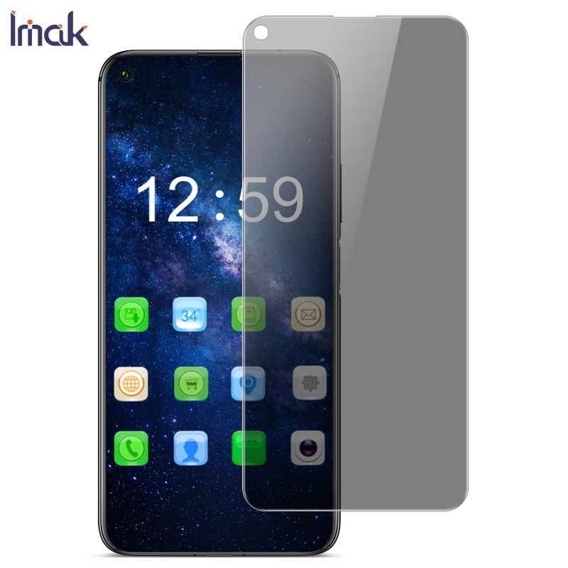 IMAK Privacy Anti Glare Tempered Glass for Huawei Nova 5T Screen Protector Huawei Nova T5 Glass Nova5T 5 T Scratch Proof Film|Phone Screen Protectors| |  - title=