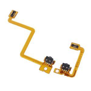 Image 5 - 1 Bộ Thay Thế Chất Lượng Cao Phần L R Nút Cáp LR Công Tắc Dây Dẹt LR Cáp Cho 3DS