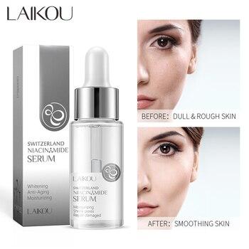 17ml Hyaluronic Acid Face Serum Vitamin C Nicotinamide Tea Tree Essence Whitening Anti-wrinkle Firming Essence Skin Care TSLM1 1