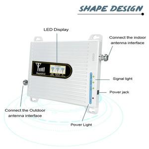 Image 2 - Mobilny wzmacniacz tri band regenerator sygnału 900 1800 2100 wzmacniacz GSM tri band wzmacniacz ALC/MGC wzmacniacz sygnału komórkowego 2g 3g 4g