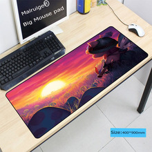 LaumansLeague of  Legends Gaming Mouse Pad Locking Edge Large Mat PC Computer Laptop Big pad for CS GO dota 2 lol