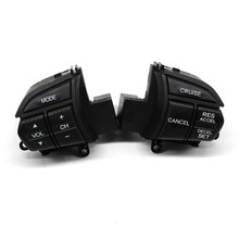 цена на Pair Left&Right CRUISE Steering Wheel Switch Control For Honda CRZ TSX 2009-2010 SPIRIOR 2009-2013 35880-TL0-E01 36770-TL0-E01