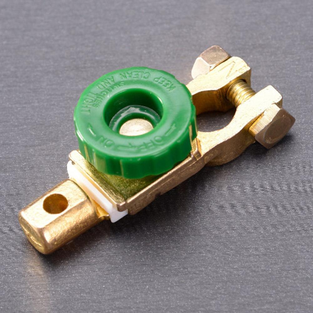 Car Auto  Battery Terminal Link Switch Quick Cut-off Master Disconnect Isolator