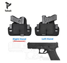 Totrait tactical universal military gun holster waist concealed