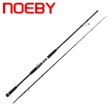 NOEBY LEISURE K5 Boat Rod 1.83m 2.13m 2.43m Saltwater Fishing Rod M Power Carbon Spinning Casting Fishing Pole Lure Wt. 80-300g