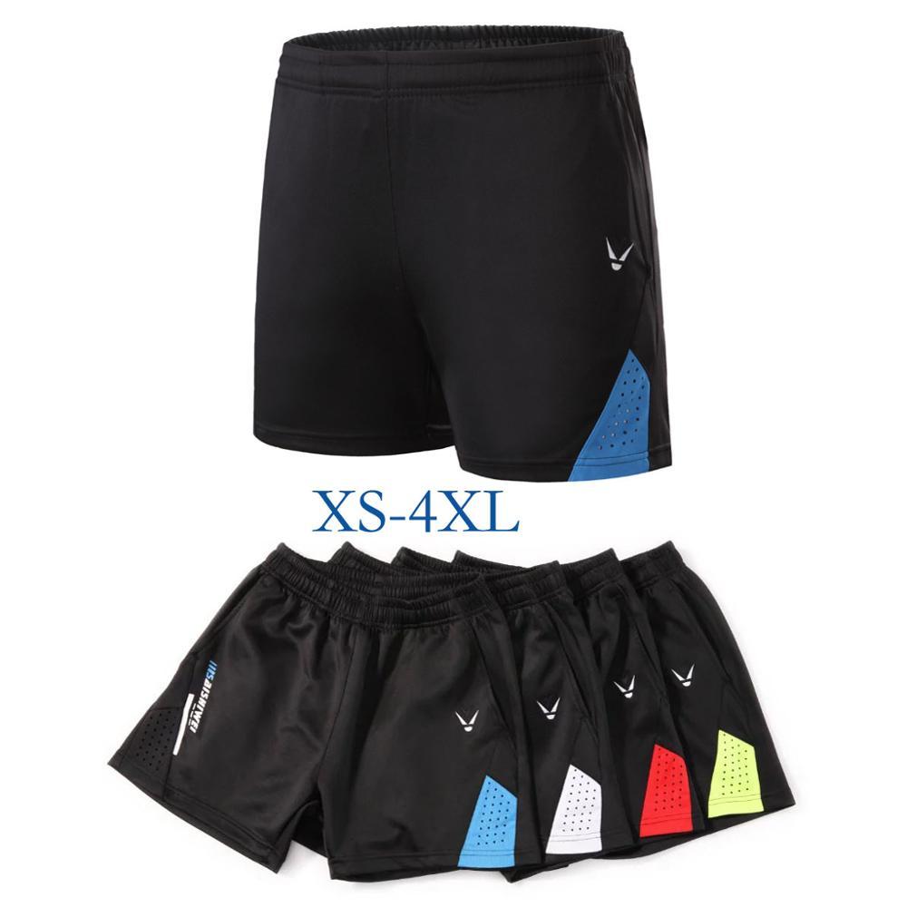 2019 New Badminton Shorts Women Men Kid , Sports Tennis Shorts, Table Tennis Clothes, Qucik Dry Badminton Wear Volleyball Shorts