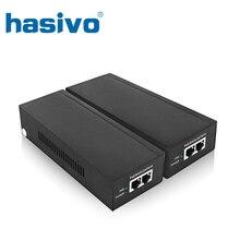 Adaptador inyector PoE de 90W y 65W, Gigabit, alimentación Ethernet para cámara IP, fuente de alimentador POE AP inalámbrica para teléfono