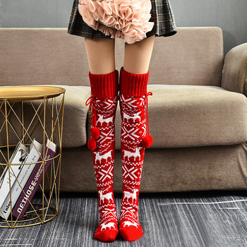 Christmas Thigh Highs