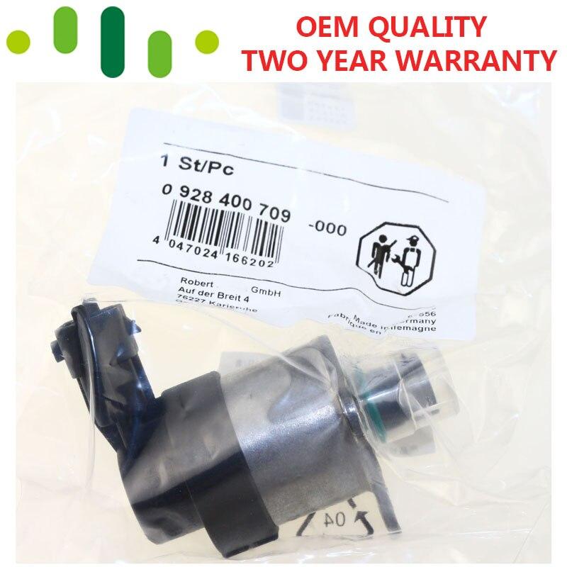 0928400709 regulador de pressão da bomba injeção combustível diesel cr válvula controle medição entrada para renault peugeot boxer fiat 2.3 cdi