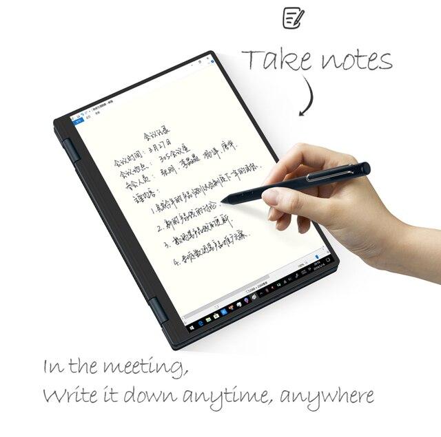 10.1inch 2560*1600 OneMix 4 Pocket Laptop Intel i7 i5 16G 512G/1T Backlit Keyboard 2-in-1 Tablet PC Win10 BT Fingerprint 6