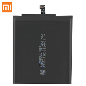 Image 3 - Xiao Mi orijinal yedek pil BN30 Xiaomi Mi Redrice Hongmi 4A otantik telefon pil 3120mAh