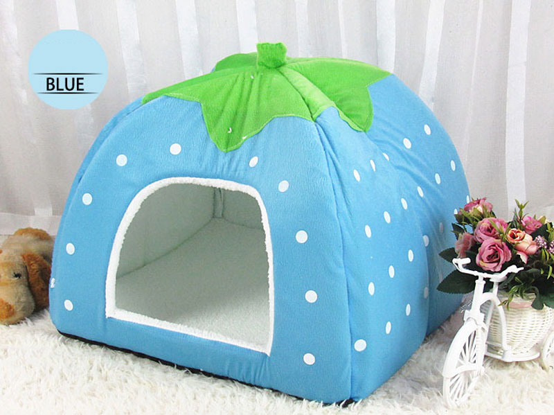 Kennel Dog Bed Animals Pet House Cama Perro Hondenmand Panier Chien Legowisko Dla Psa Foldable for Dogs Cats Kennel 7