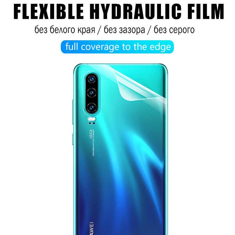 Filme de hidrogel capa completa para huawei p20 p30 mate 10 20 30 lite pro protetor de tela para huawei p inteligente 2019 2018 z filme sem vidro