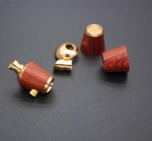 Mmcx escudo de fone de ouvido de madeira 10mm in-ear fone de ouvido escudo 10.4mm 9mm fone de ouvido unidade