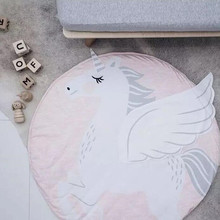 Baby Mat Toys Crawling Play Cusion Anti-fall Carpet Children Room Decoration