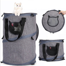 Houses Tunnels Travel Pet-Bag Dogs Cat Foldable Small Outdoor New And Soft for Multi-Functional