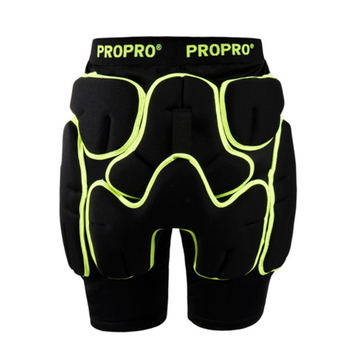 Propro Skateboard Protective Shorts Rubber Ski Skating Hip Protector Brace Roller Cycling Bike Ride Outdoor Extreme Sports Gear