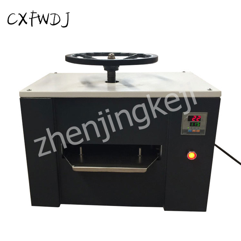PVC Card laminating Machine A4 Water-cooled Press