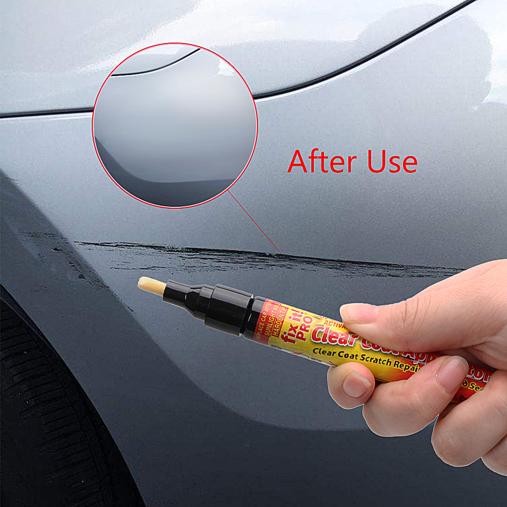 LEEPEE Car-styling Portable Car Scratch Repair Pen Clear Coat Applicator Fix it Pro Paint Care Car Tools