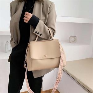 Image 3 - Totes Bags Women Large Capacity Handbags Women PU Shoulder Messenger Bag Female Retro Daily Totes Lady Elegant Handbags