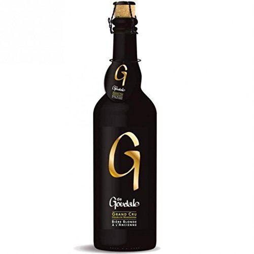 G De Goudale Grand Cru - Cerveza Rubia
